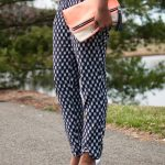 Day to Night: The Printed Pant | Alicia Tenise