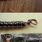 Defiro Boho Drop Coin Earring Round Dangle Hoops Handmade Retro Geometry Earring Copper Wire Women Jewelry