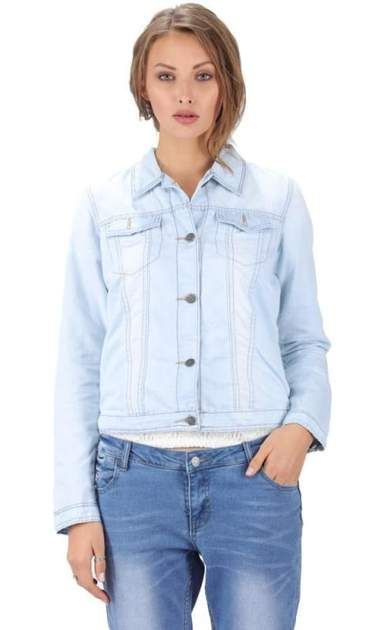 Denim Jacket-Blue