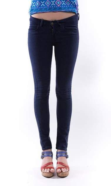 Denim Skinny Fit – Navy Blue