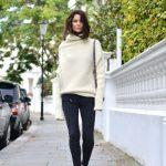 Denim Skinny Jeans 2016 Street Style  (11)