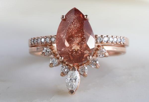 Design Your Own Custom Natural Gemstone Ring