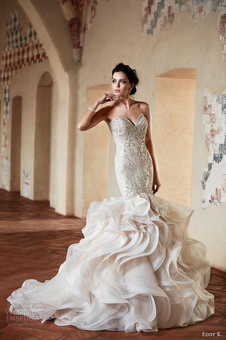 Designer wedding dresses make your marriage memorable