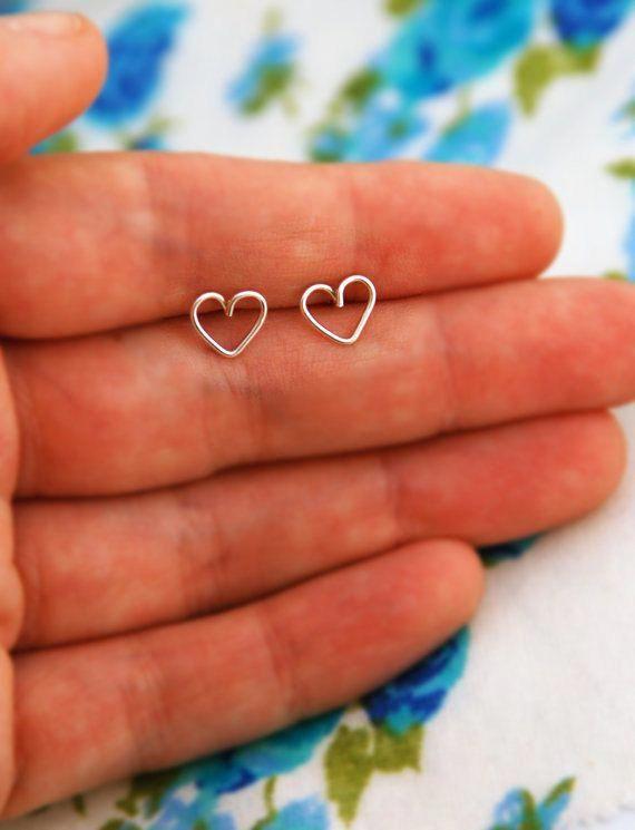Diamond Huggies / 14k Gold Diamond Huggie Hoops / Diamond Earrings / Shared Prong Diamond Hoops / Small Hoop Earrings / Valentines Day