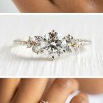 Diamond Snowdrift Ring, 0.7ct