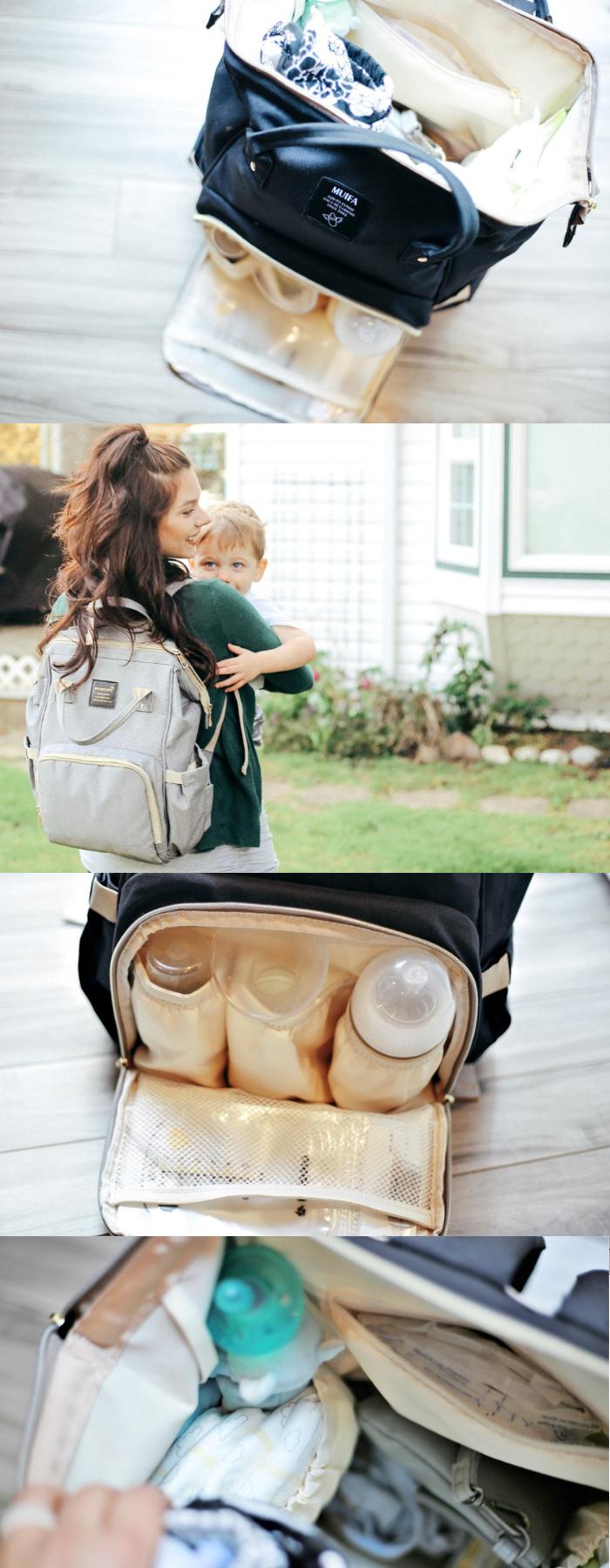 Diaper Bag Backpack Review