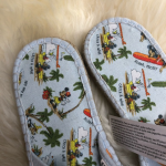 Disney Aloha Mickey friends espadrille sandals New with tag summer wedge sandals...