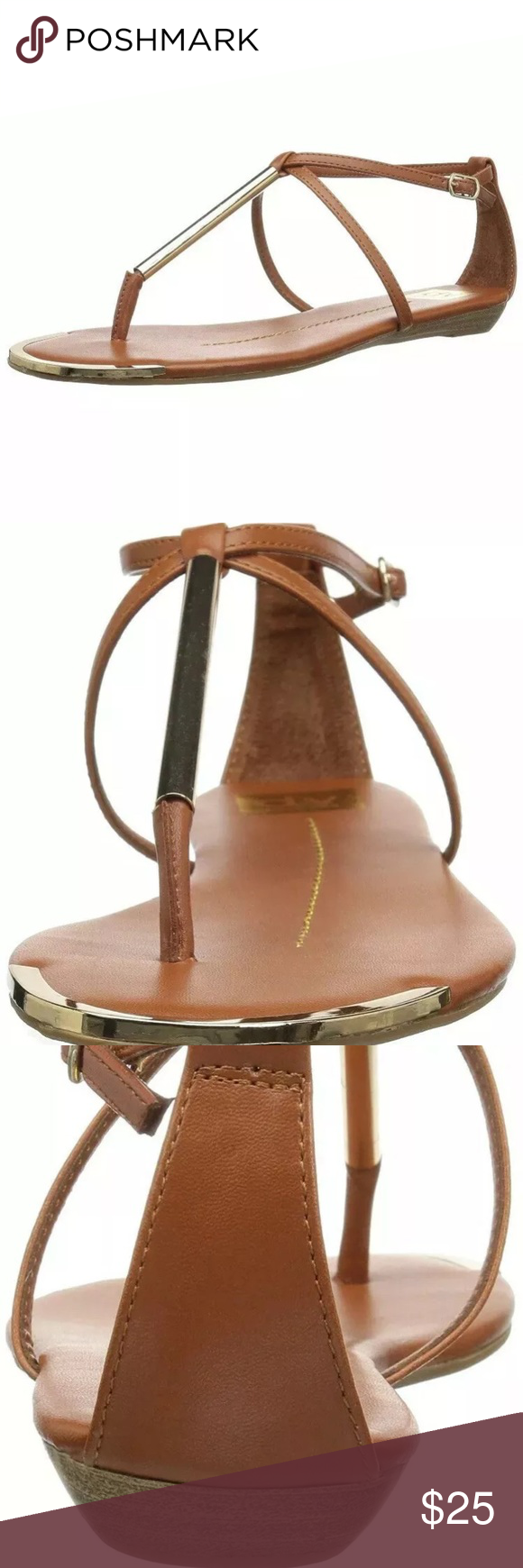 Dolce Vita Women's Archer Sandal Sz 13 About this item   Man Made  Imported  Syn…
