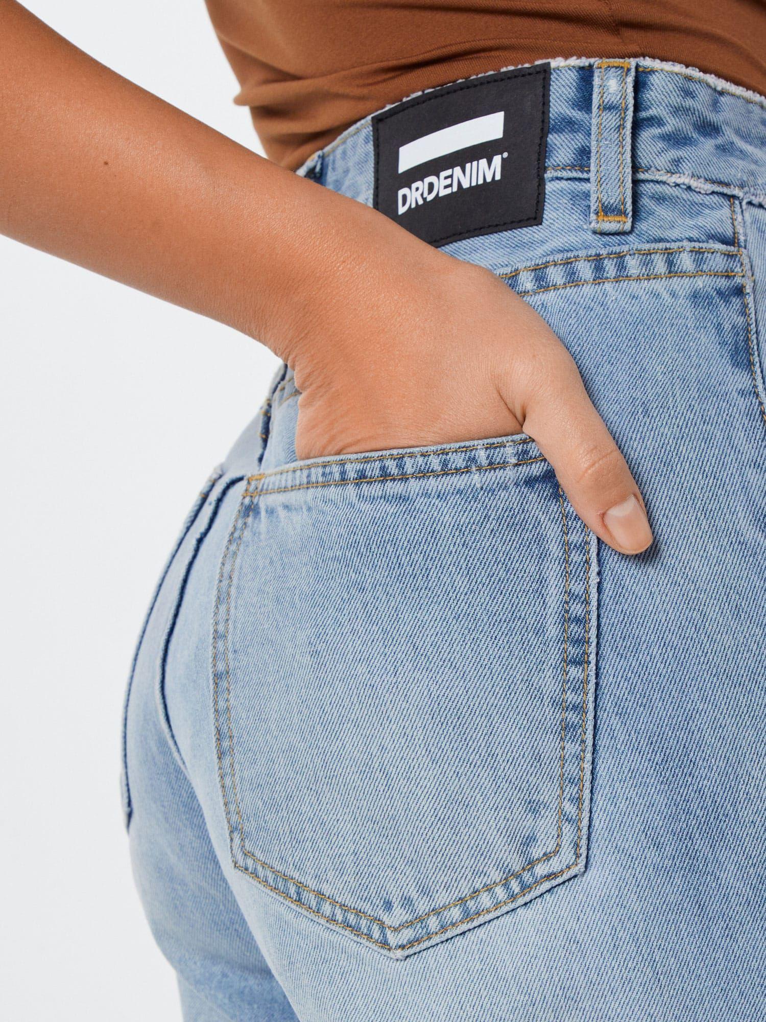 Dr. Denim Jeans 'Aiko' Damen, Blue Denim, Größe 29