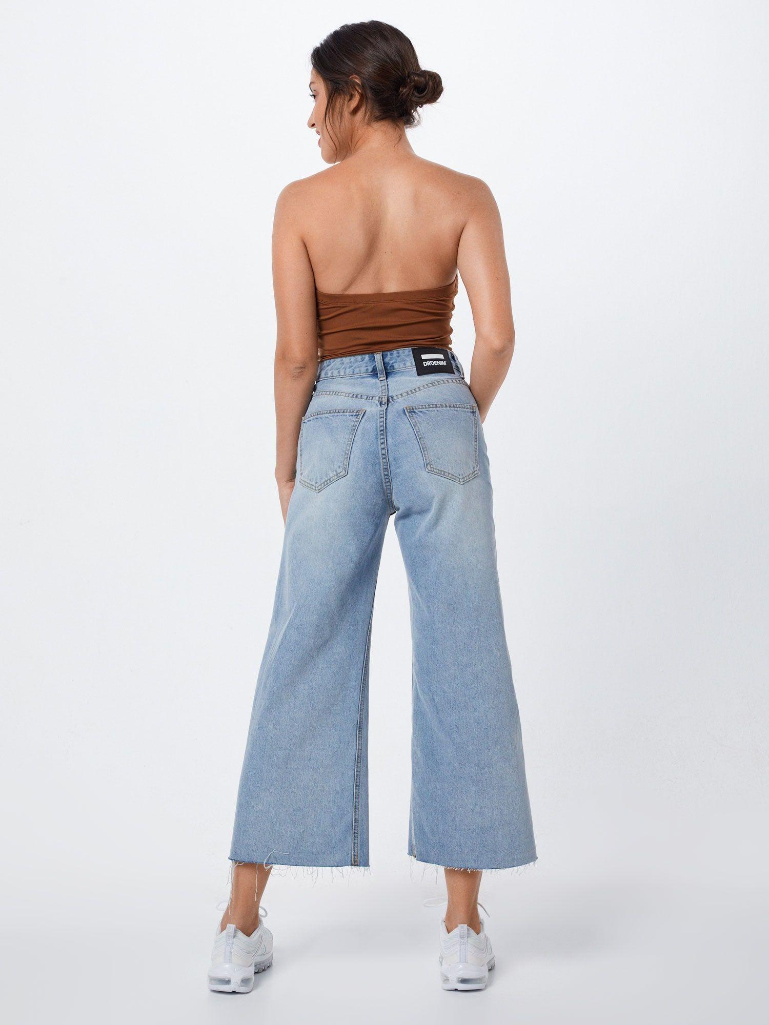 Dr. Denim Jeans 'Aiko' Damen, Blue Denim, Größe 30