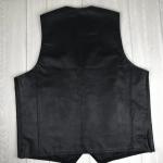 Dream Apparel leather concealed carry vest Dream Apparel Men's Motorcycle Leathe...
