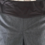 Duo Maternity Dress Pants Gray maternity trousers in great condition! Lightweigh...