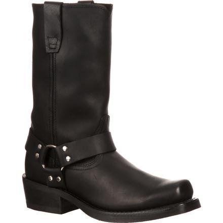 Durango® Black Harness Boot