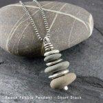 Elephant Necklace / Diamond Elephant Charm Necklace in 14k Gold / Gold Necklace / Baby Elephant / Lucky Charm Necklace / Animal Necklace