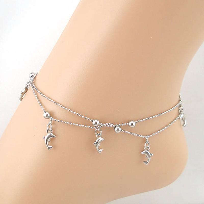 Exclusive Dolphin Ankle Chain