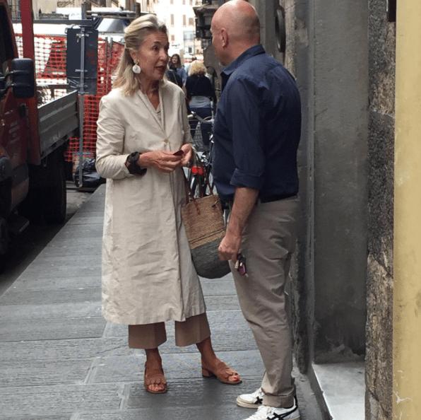FASHIONABLE ITALIAN WOMEN OVER 50 – 1010 Park Place