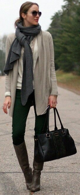Fall Fashion Trends and Street Style Guide (20)