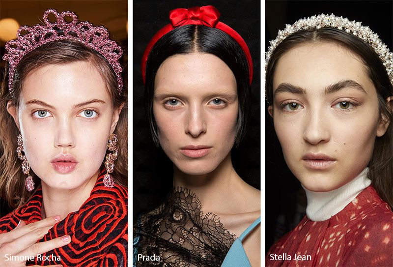 Fall/ Winter 2019-2020 Hair Accessory Trends