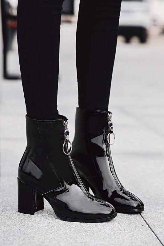 Fall Winter Ankle Boots For Fashion Outfits