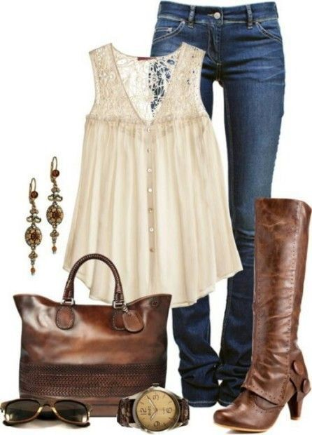 Fashion For Mom – The Summer To Fall Transition Outfit