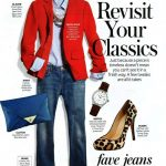 Fashion Friday: Seeing Red (elements of style)