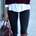 Fashion Trends Daily - 34 Chic Outfits On The Street (Fall - Winter