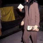 Feminism inspired fashion and women began wearing slouchy suits with a similar s...