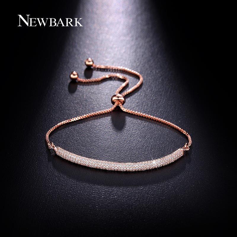 Find More Chain & Link Bracelets Information about NEWBARK Charm Bar…