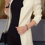 - Fit: Slim - Type : Blazer - Material: Cotton,Modal Acetate - Clothing Length: ...