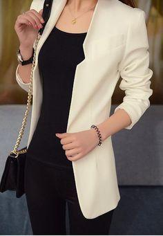 – Fit: Slim – Type : Blazer – Material: Cotton,Modal Acetate – Clothing Length: …