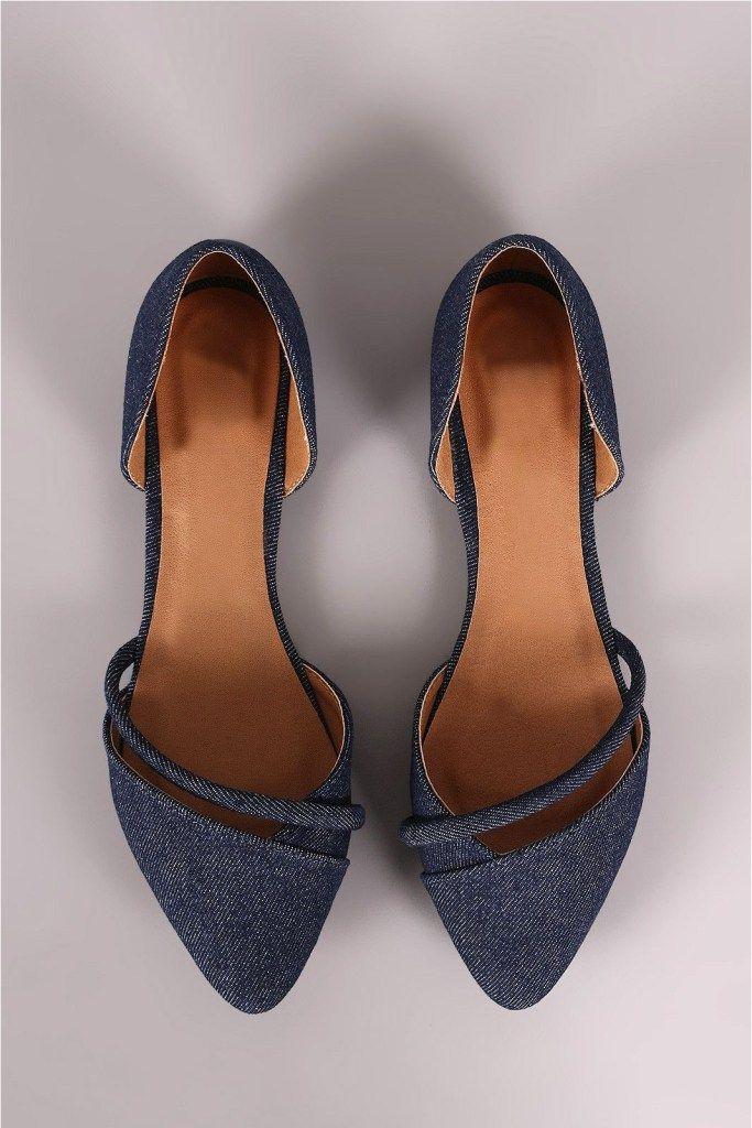 Flat shoe (31)