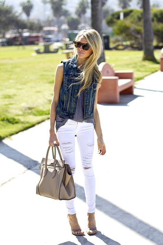 Flattering Ways to Wear Denim on Denim