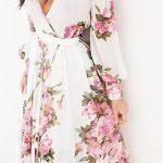 Floral Maxi Dress                                                               ...