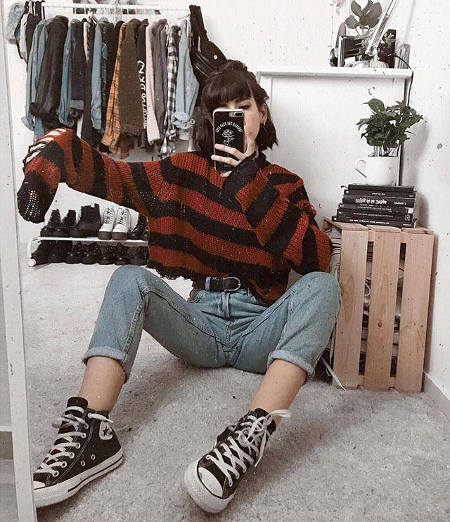 Follow ALTGirl  Alternative Style Grunge Style Gothic Style Grunge Girl Grunge O…