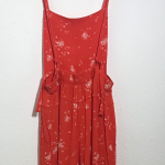 Free People Convertible Jumper Overalls size small Cute free people floral jumpe...