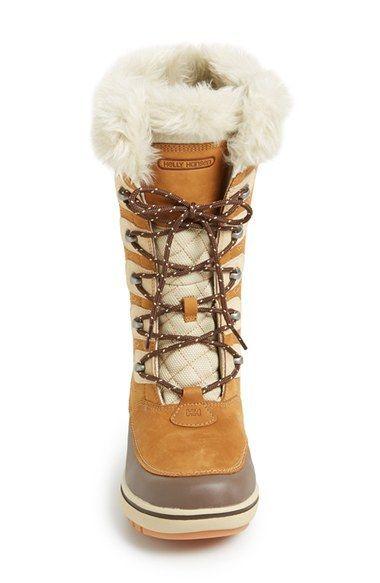 Free shipping and returns on Helly Hansen 'Garibaldi' Waterproof Snow Boot (Wome…