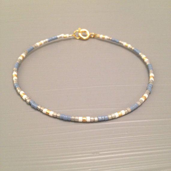 Freundschaft Armband Perlen Freundschaftsarmband Rocailles Perlen Armband besten Freund Armband Freundschaft Schmuck