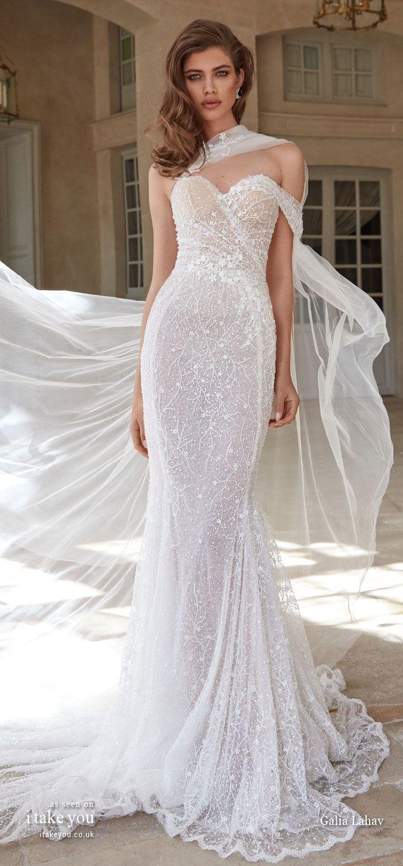 """Galia Lahav Bridal Couture Fall 2020 — """"Fancy White"""""""