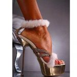 Gianmarco+Lorenzi+Crystal+Embellished+Sandal+-+$168.00+:+Red+Bottom+Heels+-+Chri...