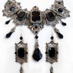 Grand Gothic Jewelry Set