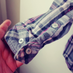 Great Northwest Indigo Flannel  Pink & Gray, M Great Northwest Clothing Company ...