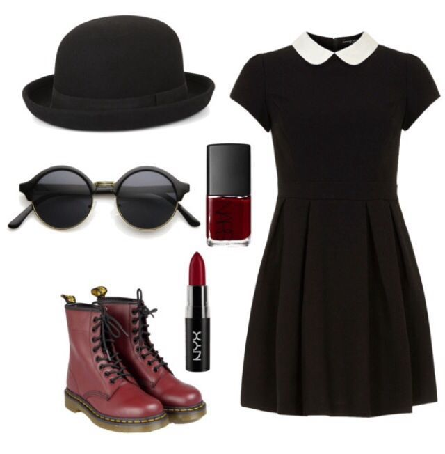 Grunge-Rock Winter Outfits For Women (12)