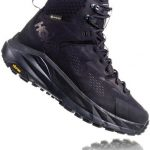 HOKA ONE ONE Men's Sky Kaha GORE-TEX Hiking Boots Black/Phantom 11.5