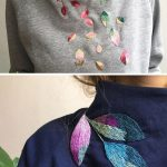 Hand Embroidered Clothing Adds Quirky Fun to Your Closet Basics
