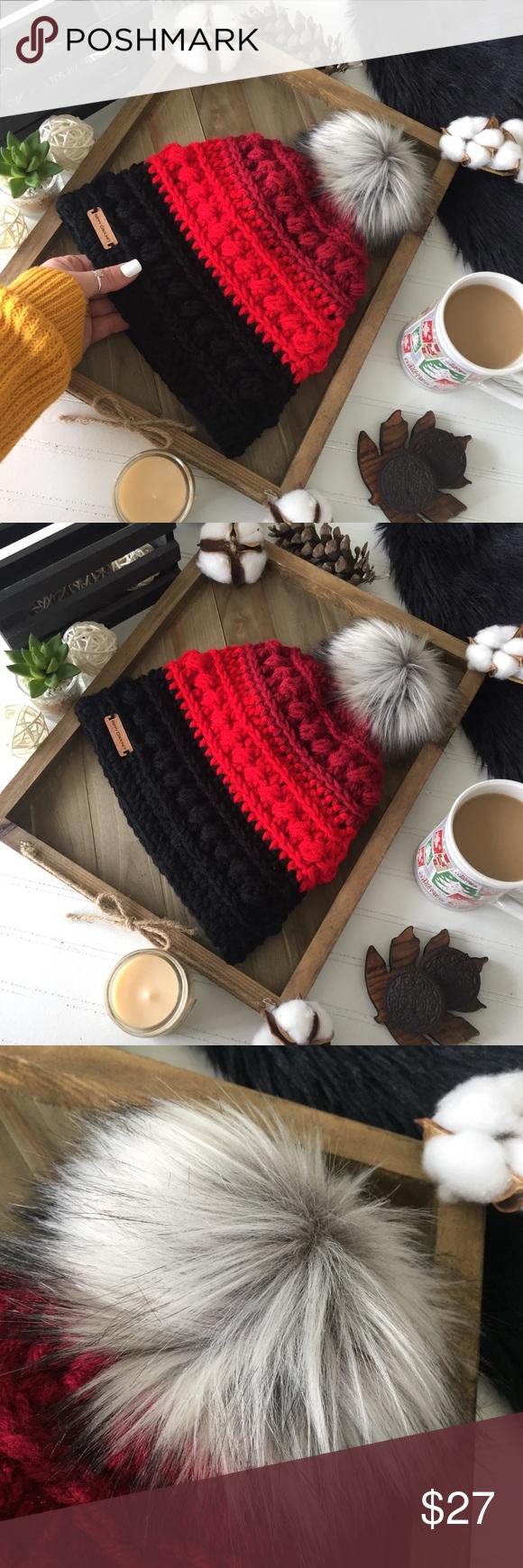 Handmade crochet beanie •Maria beanie super stylish and cozy beanie, perfect f…