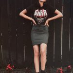 Heavy Metal Tee + A Body Con