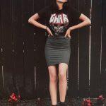 Heavy Metal Tee + A Body Con