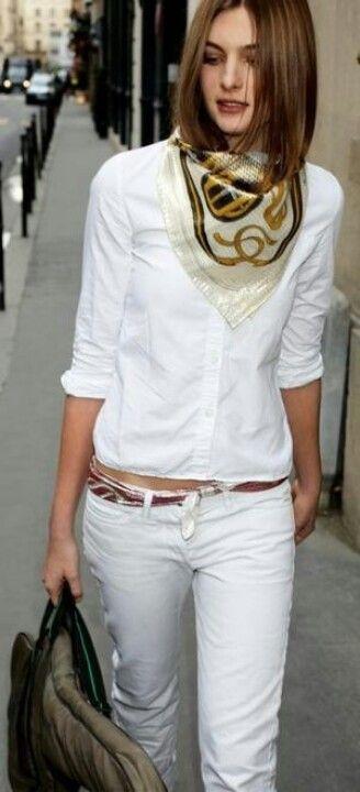 Hermes scarf ~