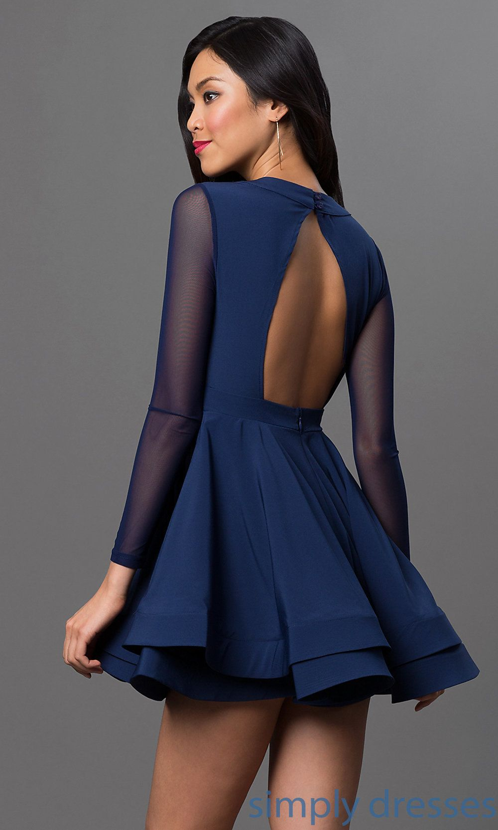 Homecoming Dresses, Short Semi-Formal Party Dresses – SimplyDresses