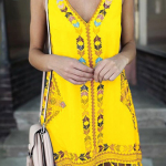Hot saleTassels Ethnic Print Sleeveless Bohemian Dress For Women Cheap - NewChic